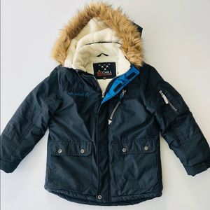 Big Chill Expedition Series boys winter jacket M